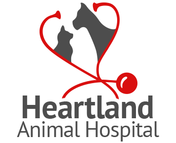 Heartland Animal Hospital Logo