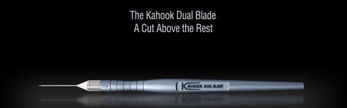 the Kahook Dual Blade