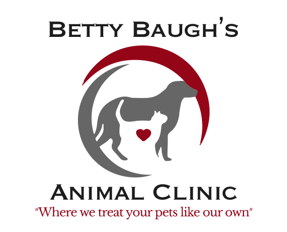 Betty Baugh<span>&#39;</span>s Animal Clinic Logo