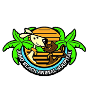 Juno Beach Animal Hospital Logo