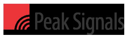 peak signals logo