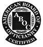 American Board of Opticianry Certified Logo